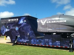 Free event: U.S. Air Force Rapid Strike Flight Simulator