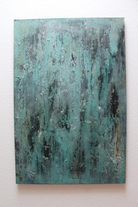 120x80 cm  Arcylfarbe auf Leinwand