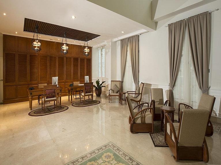 PT DMS Propertindo, Tbk. Indies Heritage Hotel