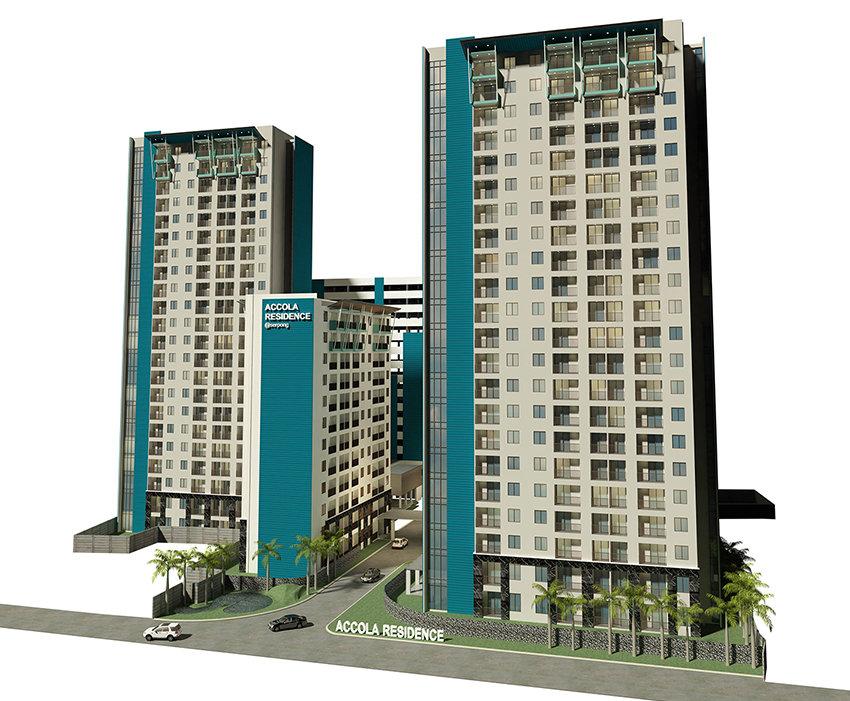 Accola Residence Tangerang PT DMS Propertindo, Tbk.
