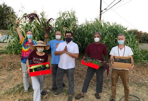 Agriculture Volunteer Team