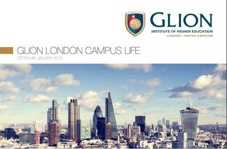 Découvrez le Glion London Magazine de Janvier 2016