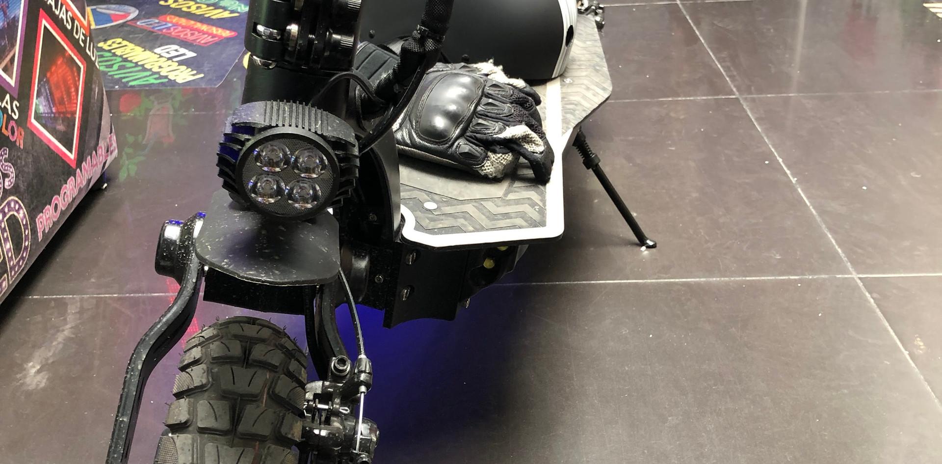 Scooter eléctrica S4 - Ingresa a nuestra tienda