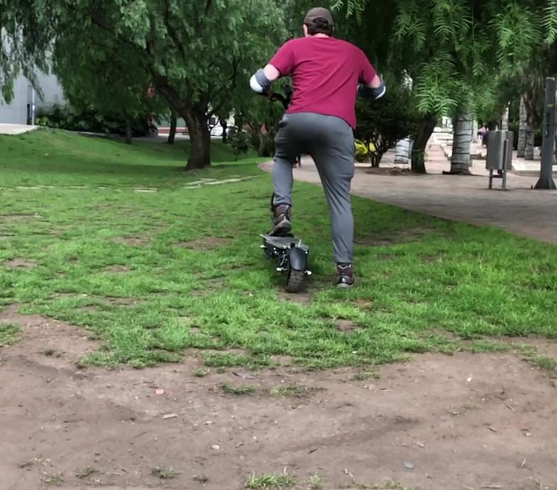 Scooter eléctrica S4 - Ingresa a la sección tienda