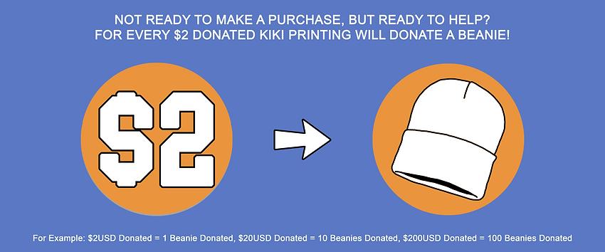kiki printing $2 beanie donate box.png