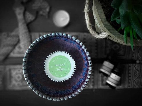 Hourglass Design Spacious Ceramic Burner