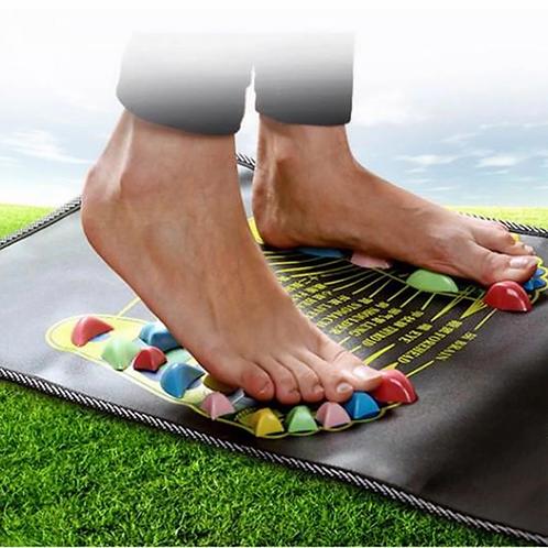 Chinese Foot Accupressure & Reflexology Therapeutic Walking Mat