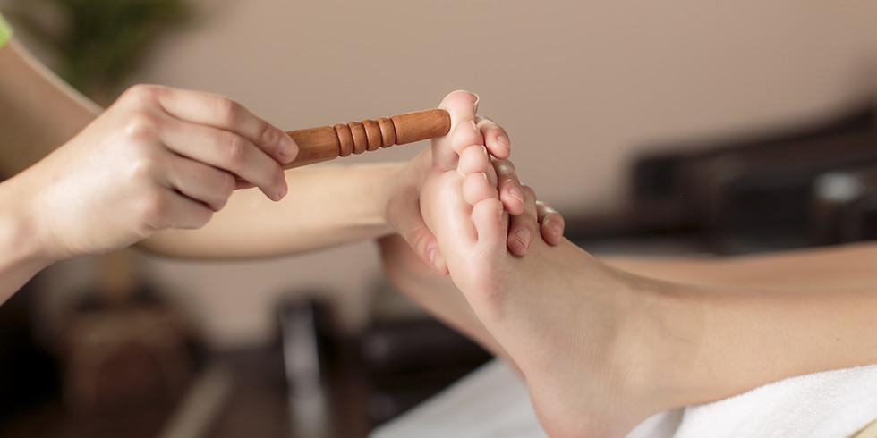 Thai Foot Massage & Reflexology International Certification Course