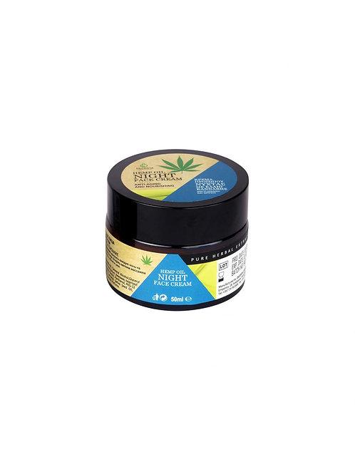 Hemp Oil Night Face Cream