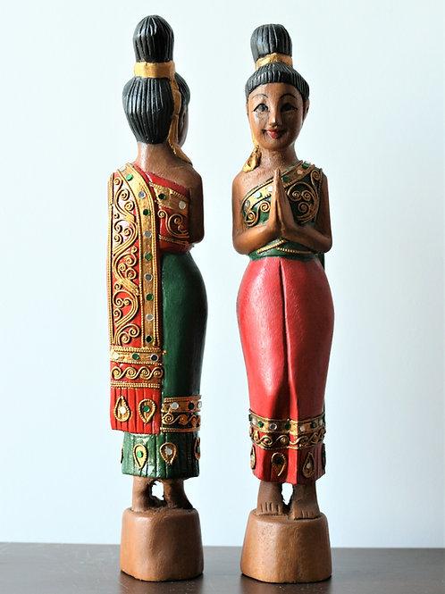 """""""Sawadee Ka"""" Thai Ladies Set (Small )"""