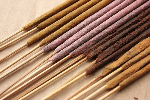 Handmade Incense Sticks (10 sticks)
