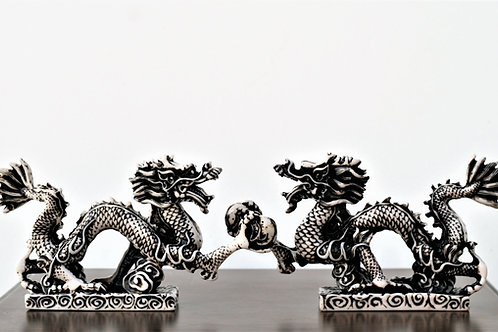 Fireball Feng Shui Dragon Set