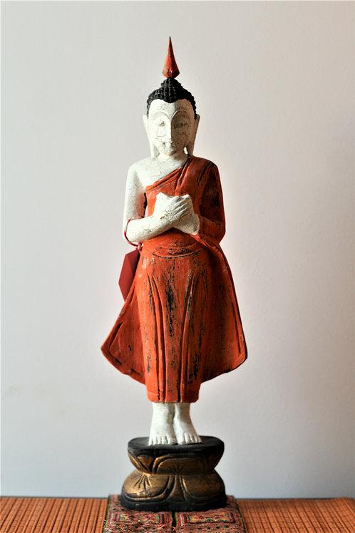 Rare Standing Buddha Statue