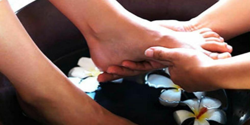 Thai Foot Massage and Reflexology International Certification Course