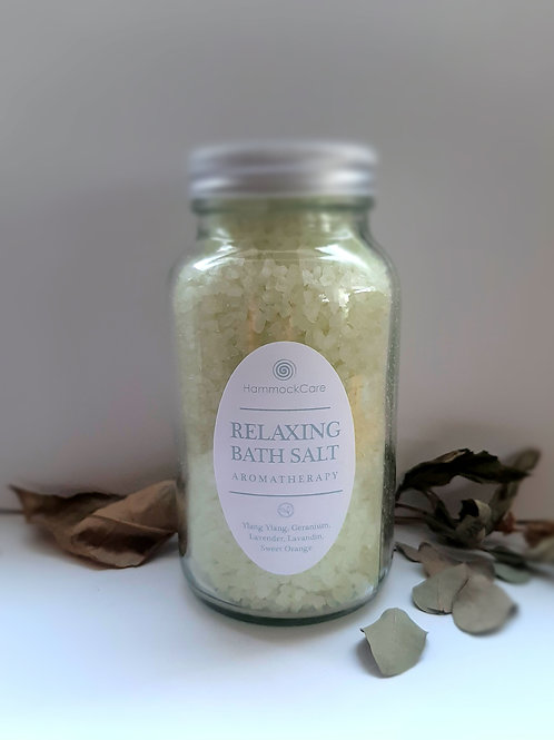 Relaxing Bath Salth Aromatherapy