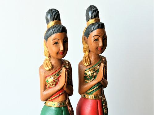 """""""Sawadee Ka"""" Thai Ladies Set  (Large)"""