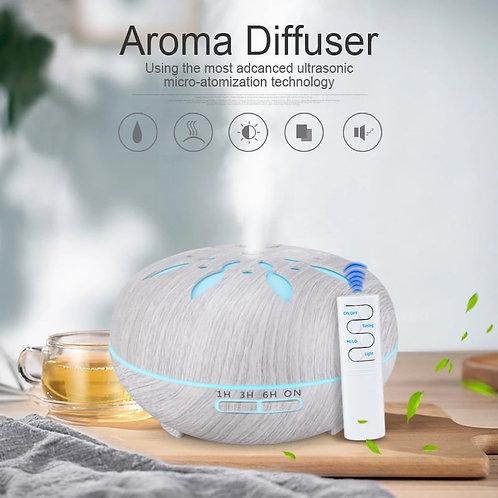 SNOW MANDALA Essential Oil Diffuser + 1 essential oil