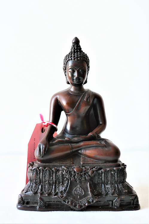 Calling The Earth  Buddha Statue