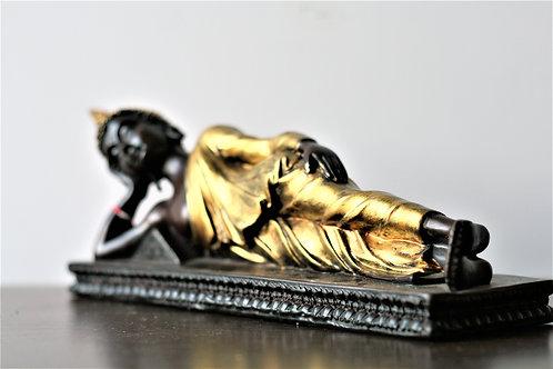 The Gold Nirvana Buddha