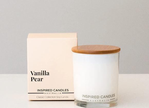 VANILLA PEAR CANDLE