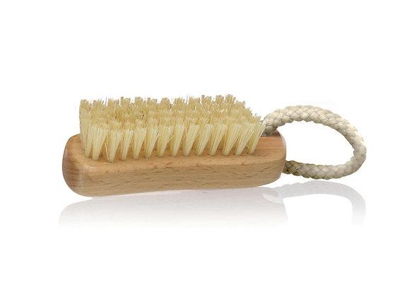 Sisal Bristle Nail Brush