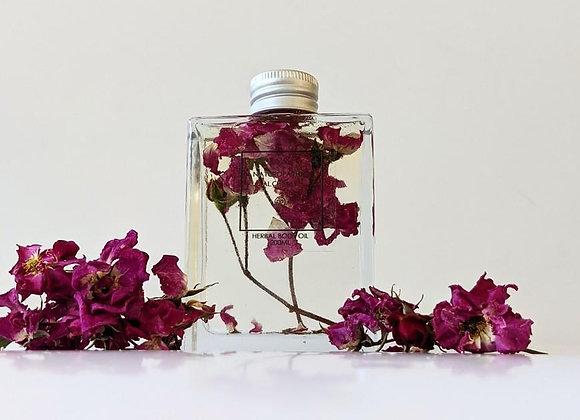 Herbal infused Rose with Sweet Raspberry essence 100ml