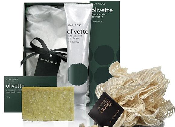 Olivette + Spa Gift Box 3