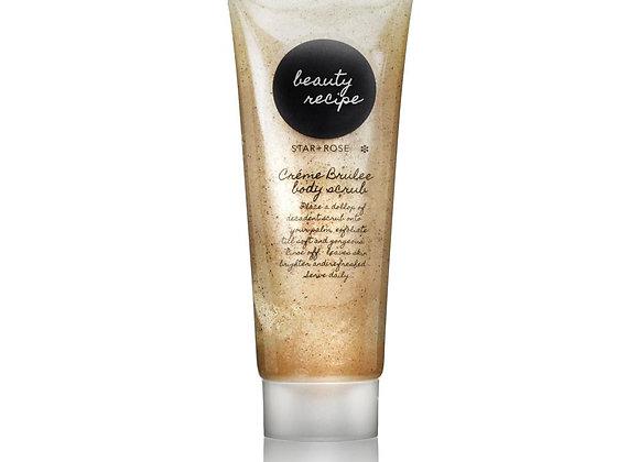 Beauty Recipe body scrub - Creme Brulee
