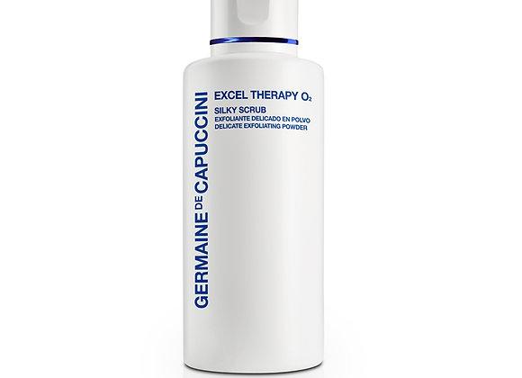 02 Excel Therapy Silky Scrub Enzyme Exfoliant 50g