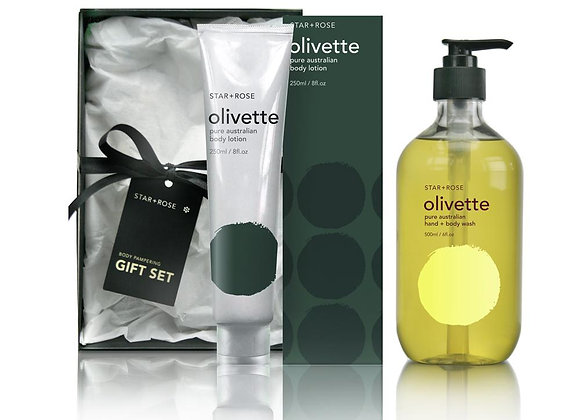 olivette body gift box