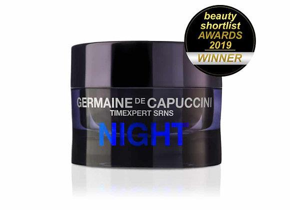 T SRNS Night High Recovery Comfort Cream 50ml