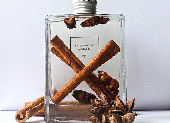 Herbal Infused Chai Body oil 100ml