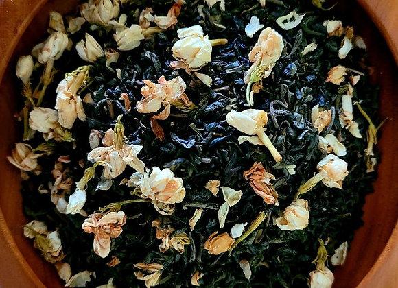 Jade & Jasmine Organic Herbal Tea Blend