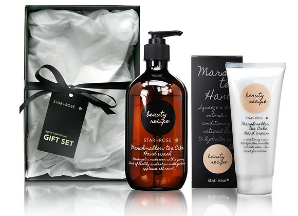 Beauty Recipe Hand Gift Box - Marshmallow