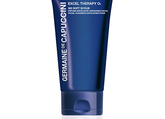 02 Excel Therapy 365 Soft Scrub Exfoliating Cleansing Foam 150ml