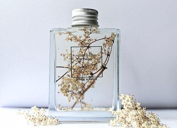 Herbal Infused Elderflower with Vanilla essence 100ml