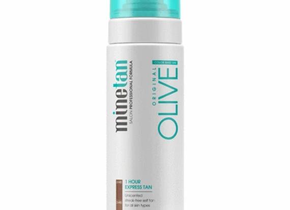 Olive Self Tan Foam