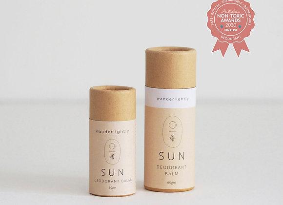 sun deodorant- 30ml tube