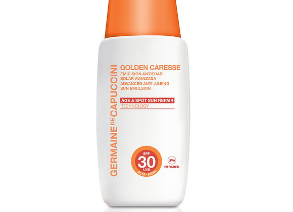 Golden Caresse Face Anti-Age SPF 30 Emulsion (Untinted) 50ml