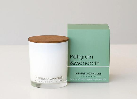 PETIGRAIN & MANDARIN CANDLE