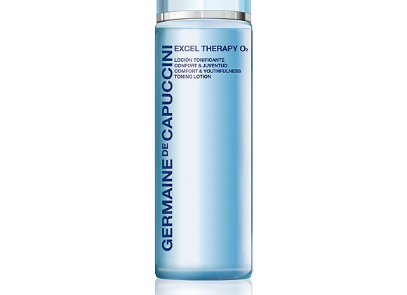 02 Excel Therapy Comfort & Youthfulness Toning Lotion 200ml