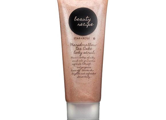 Beauty Recipe body scrub - Marshmallow