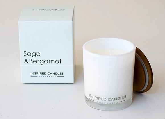 SAGE & BERGAMOT CANDLE