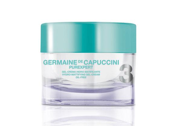 Purexpert Oil Free Hydro Mattifying Gel Cream for Oily Skin (Step 3) 50ml