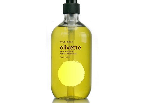 Olivette Liquid Soap