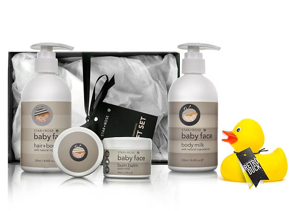 Baby Face BABY CARE Gift Box