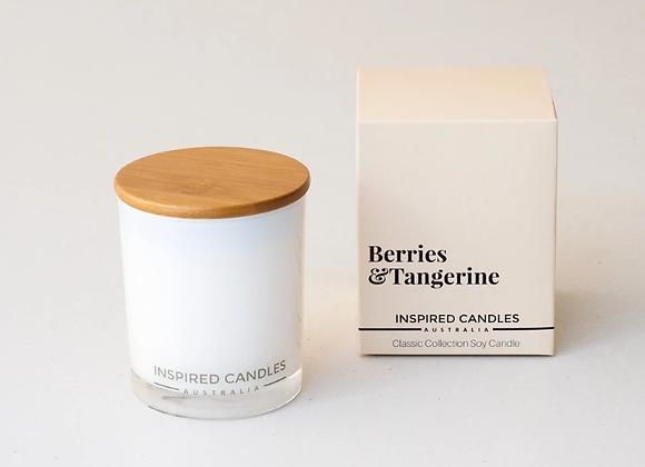 BERRIES & TANGERINE CANDLE