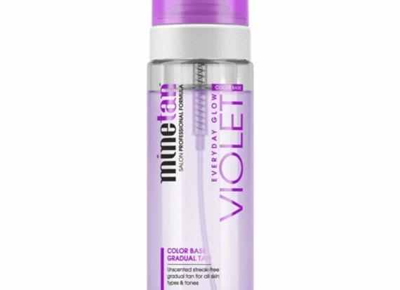 Violet Gradual Tan Foam