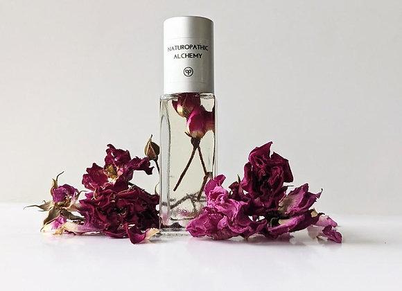 Herbal infused Rose with Sweet Raspberry essence 12ML