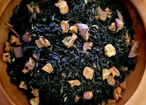 Black Apple Organic Herbal Tea